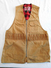 Vintage Cumberland Hunting Fly Fishing Vest S Small