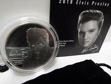 Elvis Presley 1 oz .999 Silver Commemorative Record Album