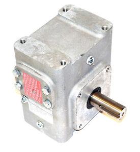 NEW ELECTRA GEAR EL8210007.00 EL-B821-30-L RIGHT ANGLE GEAR REDUCER EL821000700