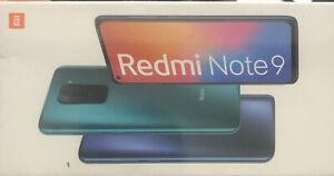 Xiaomi Redmi Note 9 - 128GB - Forest Green (Unlocked) (Dual SIM)