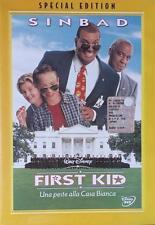 First Kid - Una Peste Alla Casa Bianca (1997) DVD Special Edi. - Ologramma Tondo