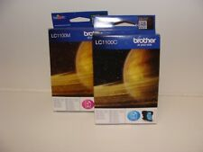 SET LC-1100 original Brother DCP-6690CW MFC-5895CW MFC-6490CW MFC-6890CDW