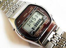 Vintage Vega by Citizen Dual Time Chronograph Digital Men's Wristwatch, GN-4-5