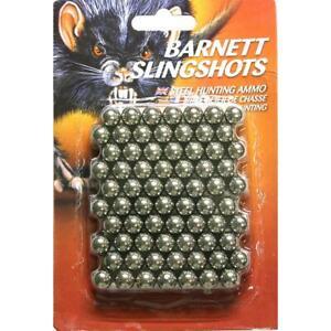 Barnett Slingshot Ammo Pack 50 Steel 50 Steel 50 Steel