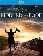 Fiddler on the Roof Blu-ray New, Free Shipping