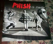 PHISH Billy Breathes Vintage PROMO POster
