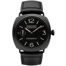 Panerai Radiomir Black Seal Pam 292 Steel Ceramic Mens Watch Box/Papers PAM00292