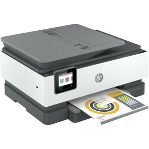 HP OfficeJet Pro 8025e Color Thermal Inkjet All-In-One Printer(OPEN BOX . NEW)