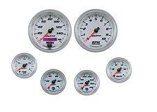 Auto Meter C2 6 Pc Instrument Kit 19701* 2212-0395