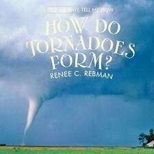 How Do Tornadoes Form? (Tell Me Why-ExLibrary