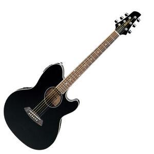IBANEZ TCY10E-BK chitarra acustica elettrificata ,NUOVA.TCY 10 E BLACK,NUOVA