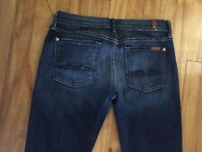 Seven For All Mankind Kaylie Jeans  Womens Jeans Mid Rise Size 29