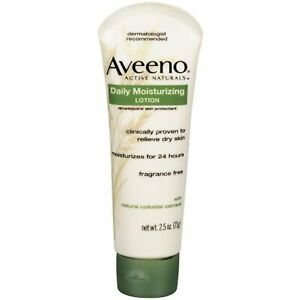 Aveeno Daily Moisturizing Lotion (Pack of 3)