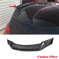 Carbon Rear Lid Spoiler For Benz W213 E250 E300 E400 E63AMG Sedan 16-19 R Style
