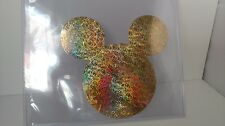 Michael Jackson Signed Autographed Disney Mickey Mouse Head Hologram PSA/DNA