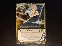 Naruto CCG - Chiyo [Rich Experience] 539 Super Rare NM