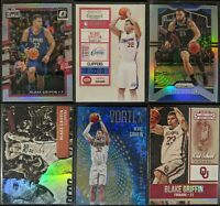 Lot of (6) Blake Griffin, Including Optic holo, Prizm silver, Vortex & inserts