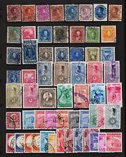 Venezuela - 59 older stamps - see scan