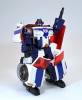 Transformers Cybertron RED ALERT Complete Deluxe