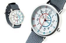EasyRead time teacher Watch Past/To Grey Strap,