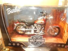 BARBIE HARLEY- DAVIDSON MOTOR CYCLE FROM 1999