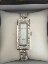 Ladies Sterling Silver CZ Watch (925)  RRP $499 - Now $399