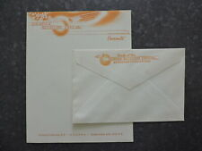 SEABOARD RAILWAY ORANGE BLOSSOM SPECIAL STATIONERY AIR LINE RAILROAD STATIONARY