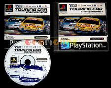 TOCA TOURING CAR CHAMPIONSHIP Ps1 Versione Italiana 1ª Edizione ••••• COMPLETO