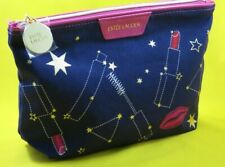 New ESTEE LAUDER Cosmetic Makeup Bag from USA-Navy Blue