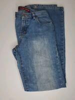 Nautica Atlantic womens Jeans size  8x33 medium wash Boot cut NWOT