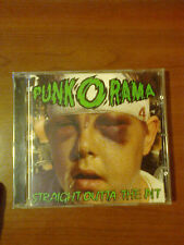 PUNK O RAMA 4  - STRAIGHT OUTTA THE PIT - CD