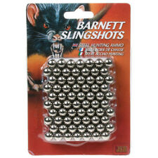 Barnett Black Widow Cobra Diablo Catapult AMMO 140 Pack steel AMMO balls