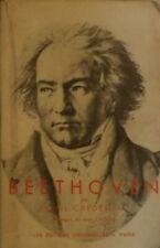 Beethoven. Louis Capdevila