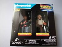 Back to the future playmobil 1955 toy NEW  70459