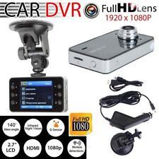 "2.7"" Full HD 1080P Car DVR HDMI Camera 32GB Video Recorder Dash Cam G-Sensor TH"