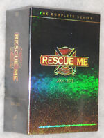 Rescue Me: la Completa Series (1 2 3 4 5 6 7) - 40 DVD Box Set - Nuevo y sin