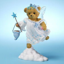 Cherished Teddies Tooth Fairy Aurora Bear figurine 4025793 New