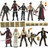 Lot de 10 Indiana Jones Action Figures lâche avec accessoire AK88