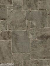 Stone Effect Textured Wallpaper 45008-40