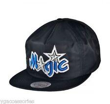 NBA Orlando Magic Mitchell and Ness Zipper back Cap Hat OSFA NEW!