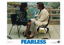 FEARLESS JEFF BRIDGES ROSIE PEREZ ORIGINAL LOBBY CARD 11X14 NEAR MINT
