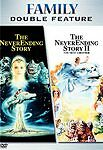 Neverending Story/Neverending Story II (DVD, 2006, 2-Disc Set) New