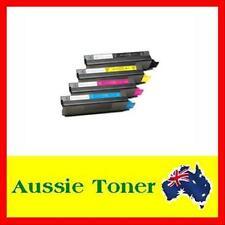 4x Toner for OKI C3200 / C3200N / C3100 / C3100N pritner