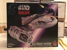 Star Wars Shadows Of The Empire Dash Rendar's Outrider