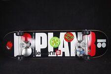 Skateboard Plan B Complete Titanium Trucks Element Spitfire Indy Santa Cruz Girl