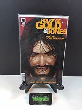 HOUSE OF GOLD & BONES #4 Frank Quitely Variant NM Dark Horse Comics Slipknot