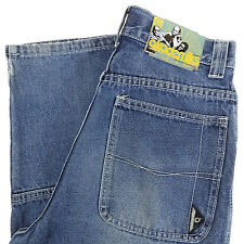 AKADEMIKS Jeans Mens 28 X 30 BAGGY Hip Hop Pants