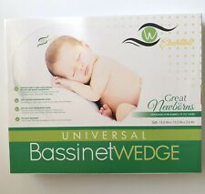New Essentials Universal Bassinet Wedge Newborn Baby 12 Degree Incline