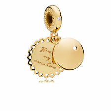 European 925 Silver CZ Charm Beads Pendant Fit sterling Bracelet Necklace A#769