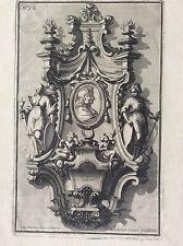 Giovanni GIARDINI (1646-1722) Maximilien LIMPACH (XVIII) Italia Italie 1714